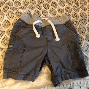 50% off when Bundled! Gray cargo shorts